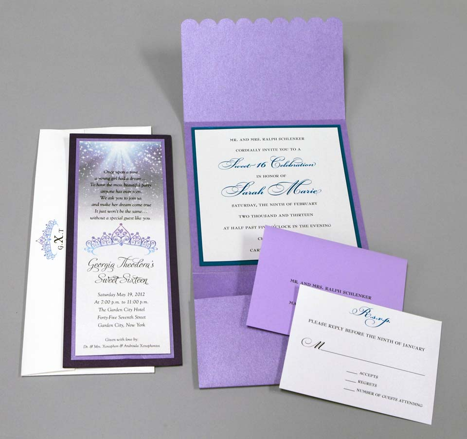 Invitation Gallery | Plandome Paperie