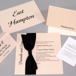 Wedding Invite Ensemble